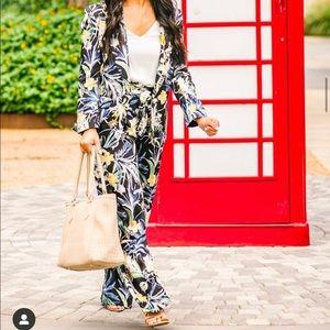 Zara Basics - matching blazer & Pant